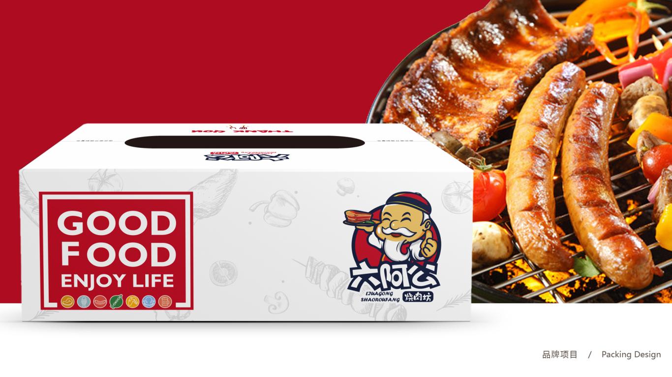 六阿公烧肉坊包装设计中标图2