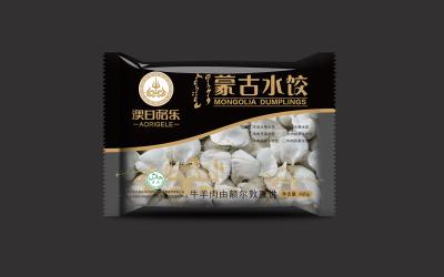 水饺包装设计