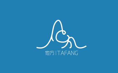 他方旅行社logo设计