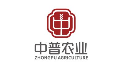 中普农业LOGO设计