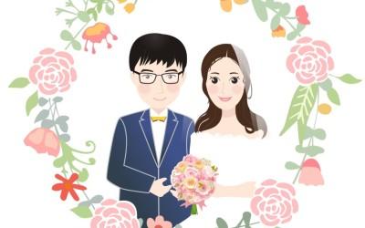 婚礼logo及应用
