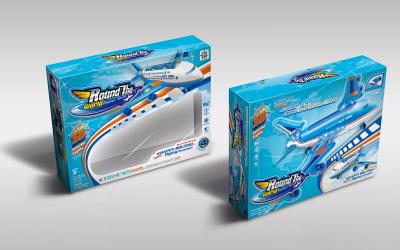 玩具包装设计案例展示