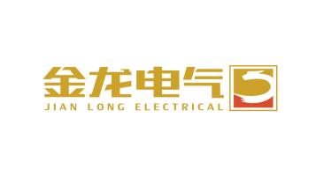金龙电气LOGO设计