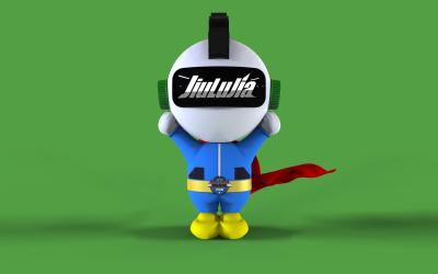 玖陸嘉潤滑油吉祥物設計