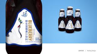 云鹤蓝饮品包装标签乐天堂fun88备用网站