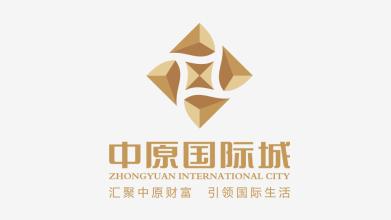 中原國際城LOGO設計