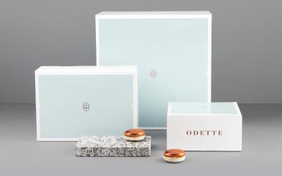 odette 品牌包裝升級