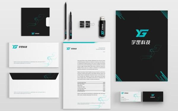 宇罡网络科技有限公司LOGO设计