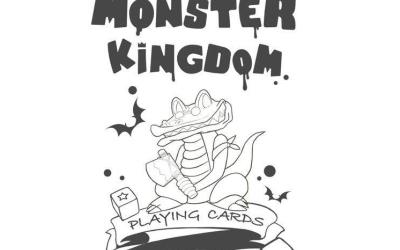 MONSTER游戏卡片设计
