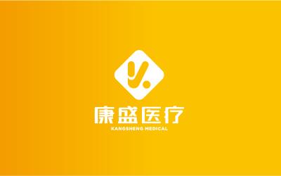 康盛医疗logo