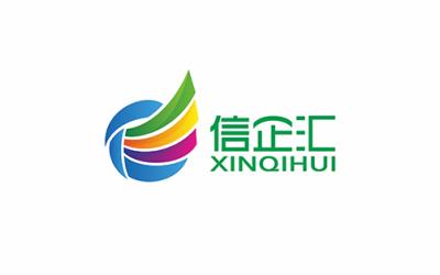 信企汇logo设计