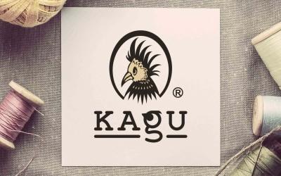 卡古服装品牌命名+logo设计
