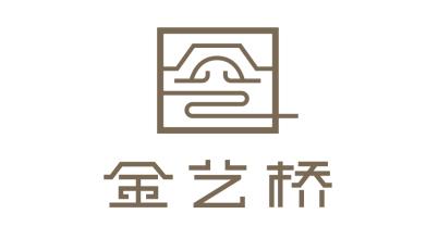 金藝橋LOGO設計
