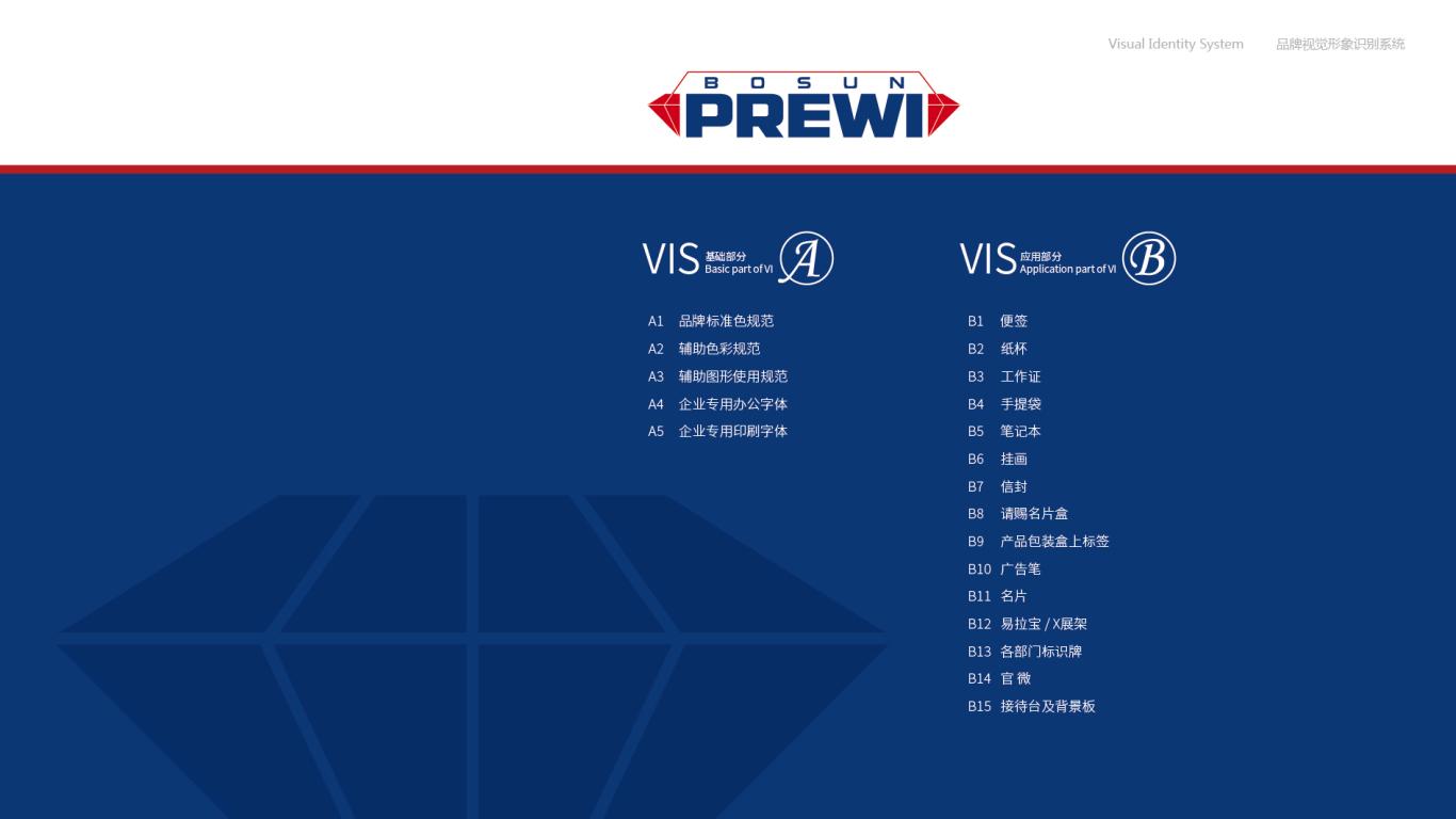 博深普锐高(上海)工具有限公司VI设计中标图1
