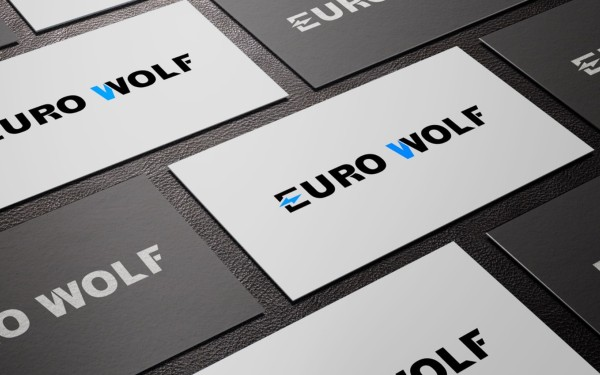 EURO WOLF外贸LOGO设计