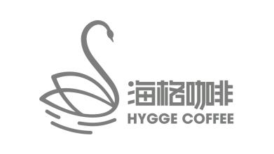 海格咖啡LOGO设计