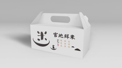 米伯乐公司包装设计