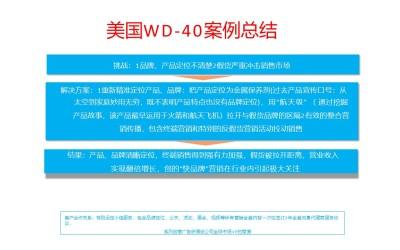WD-40品牌全案服务(服务3...