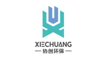 杭州协创环保科技有限公司LOGO设计