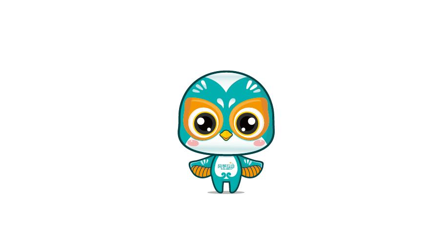 风筝互动吉祥物设计中标图2