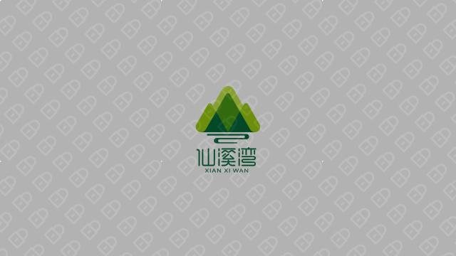 仙溪湾品牌LOGO设计入围方案5