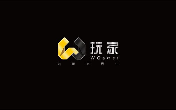 wgamer 網咖logo設計