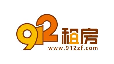 912租房LOGO設計