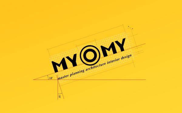 香港MYOMY | LOGO+VI | 建筑