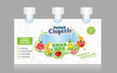 俏皮迪果泥 广州包装设计