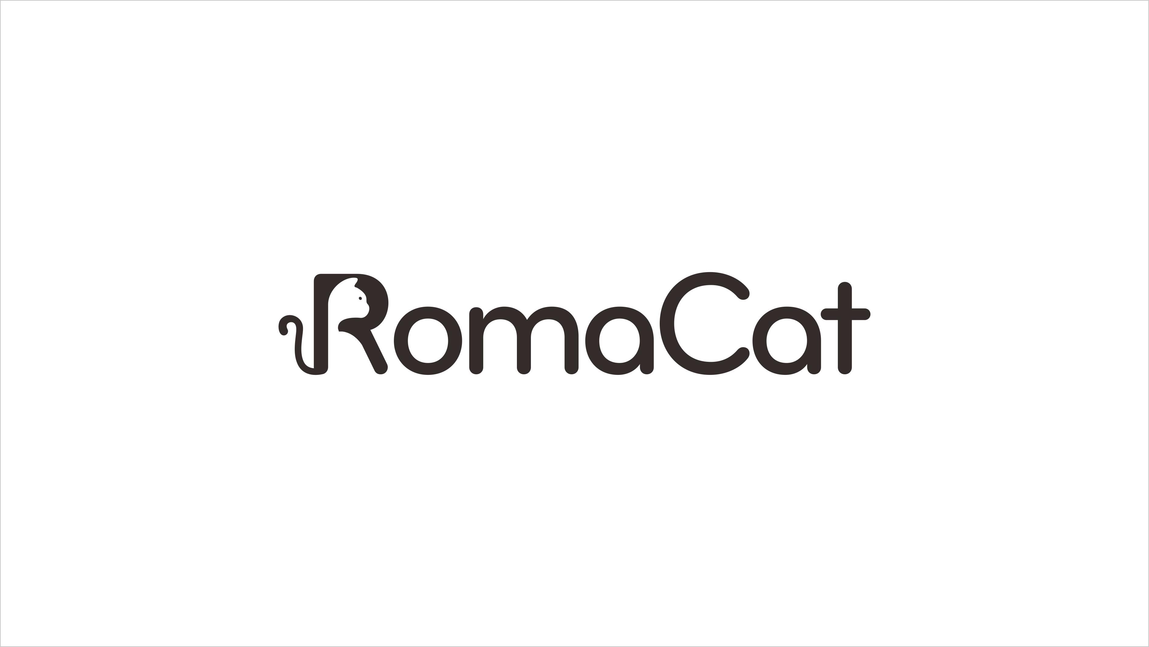 Roma CatLOGO设计