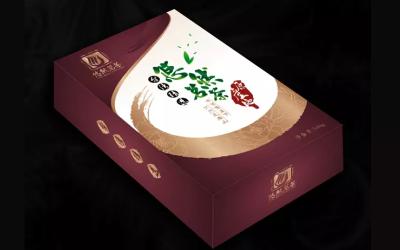 悠然茗茶 台湾特色茶叶包装设计