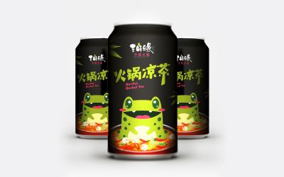 牛蛙火锅凉茶包装必赢体育官方app