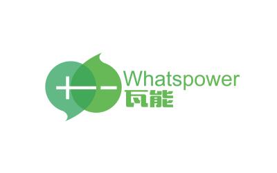 一款移动能源logo