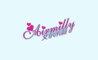 艾尔米莉 logo设计 食品logo设计