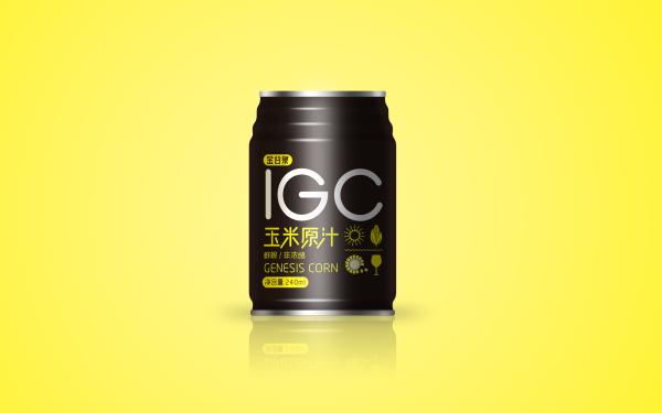 金谷泉玉米汁