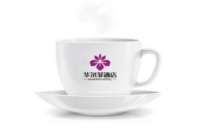 華爾菲酒店logo