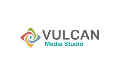 VULCAN视频工作室logo...