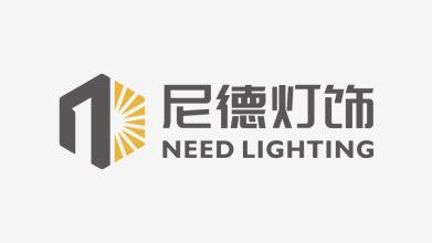尼德燈飾LOGO設計