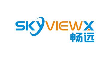 skyviewXLOGO设计