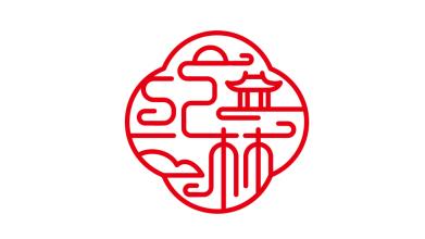 纪林菜馆LOGO设计