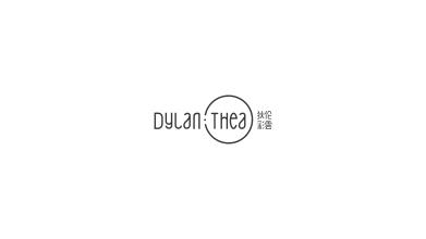 狄伦·彩雲LOGO设计