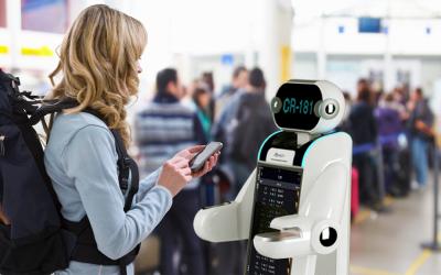 机场服务机器人设计