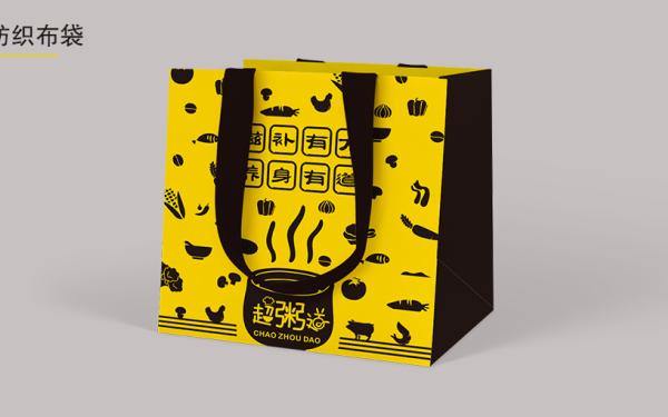 超粥道-包装设计
