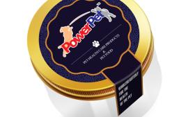 PowerPet品牌动物营养品包装设计