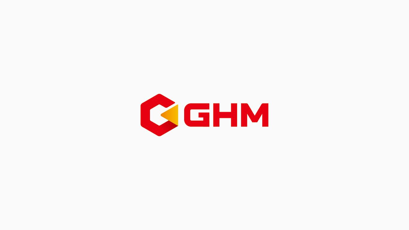 GHM LOGO设计中标图3