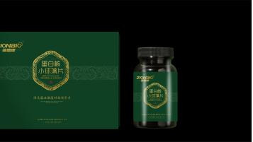 藻碧康品牌包装设计