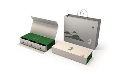 悠茗甘泉包装盒