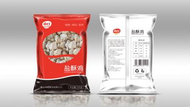 唐山中红食品有限公司包装设计