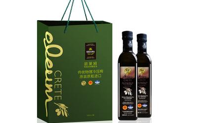 歐萊姆橄欖油包裝設計