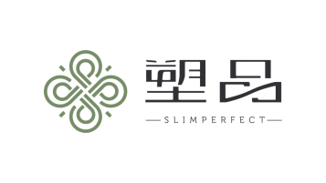 塑品 slimperfect LOGO设计